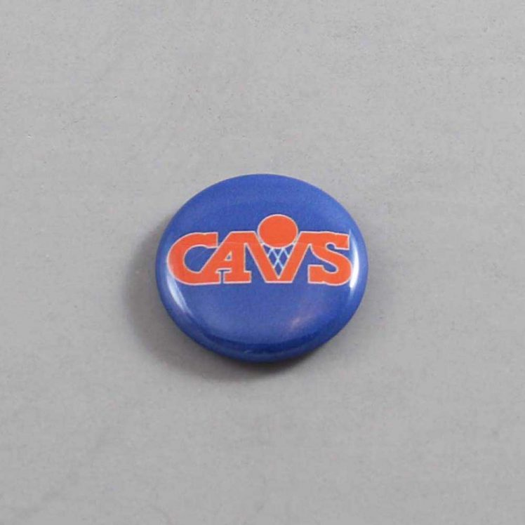 NBA Cleveland Cavaliers Button 06