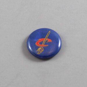 NBA Cleveland Cavaliers Button 07