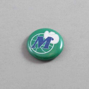 NBA Dallas Mavericks Button 03