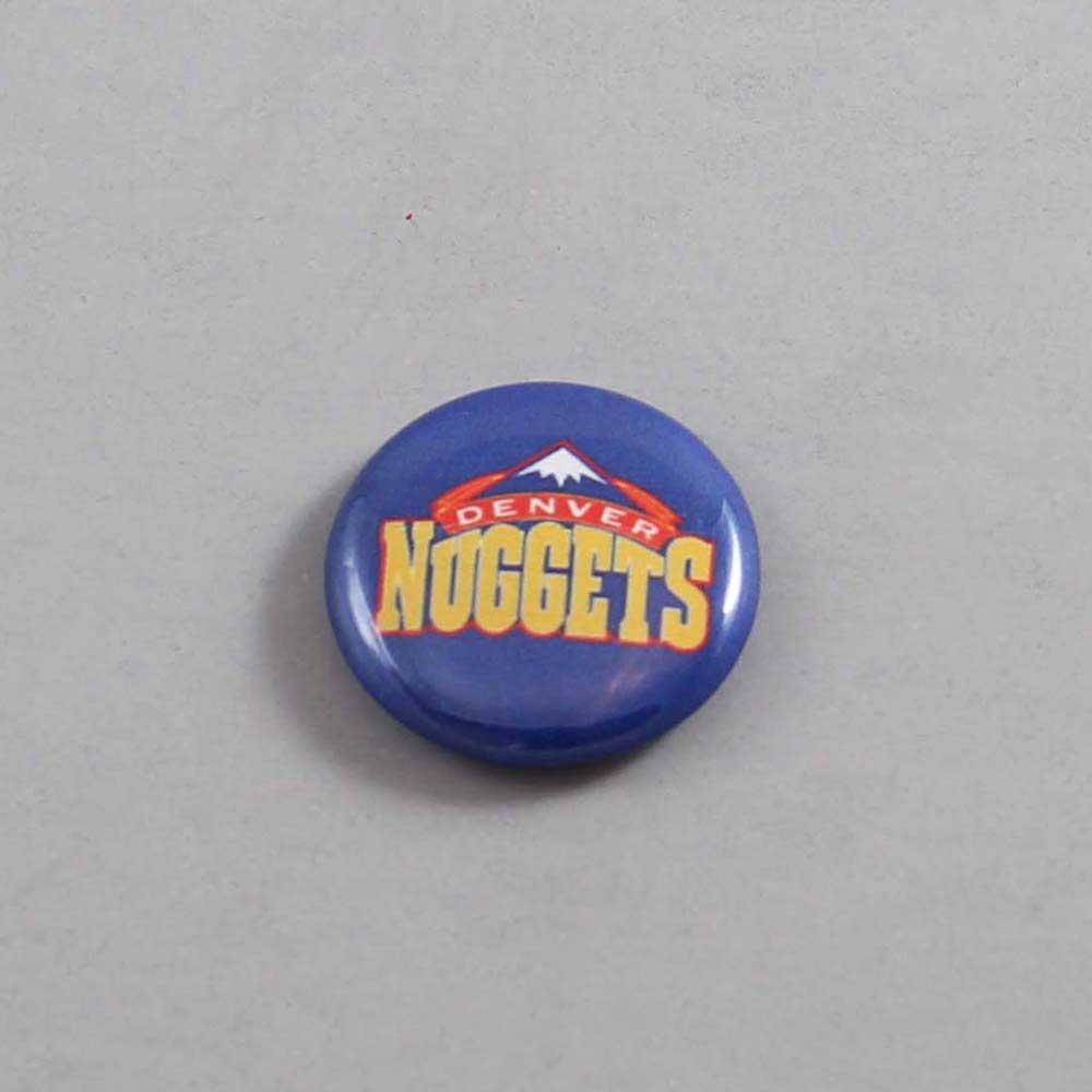 NBA Denver Nuggets Button 04