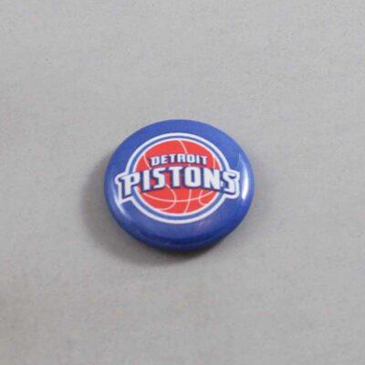 NBA Detroit Pistons Button 02