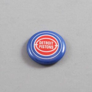 NBA Detroit Pistons Button 03
