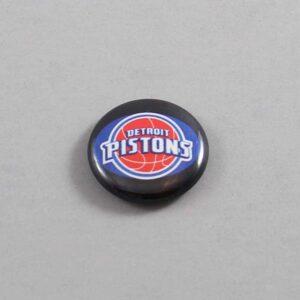 NBA Detroit Pistons Button 06