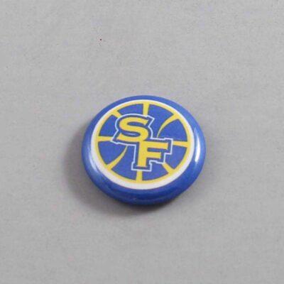 NBA Golden State Warriors Button 01