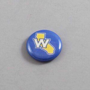 NBA Golden State Warriors Button 02