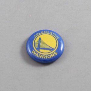 NBA Golden State Warriors Button 03