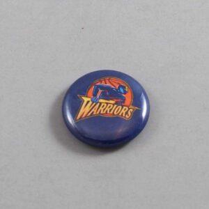 NBA Golden State Warriors Button 08