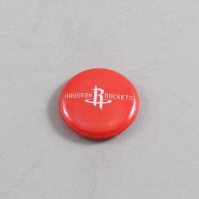 NBA Houston Rockets Button 02