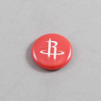 NBA Houston Rockets Button 03