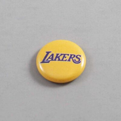 NBA Los Angeles Lakers Button 01