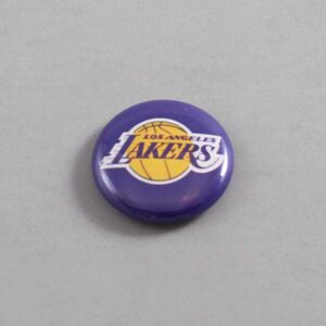 NBA Los Angeles Lakers Button 04