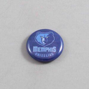 NBA Memphis Grizzlies Button 01