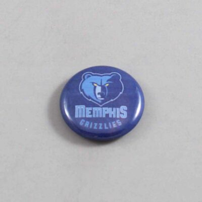 NBA Memphis Grizzlies Button 01