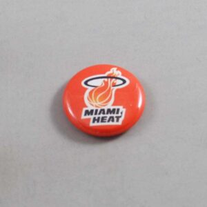 NBA Miami Heat Button 01