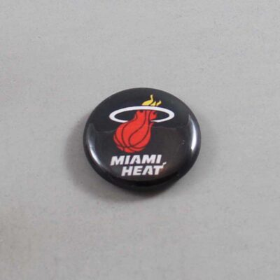 NBA Miami Heat Button 04