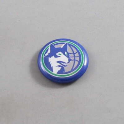 NBA Minnesota Timberwolves Button 03