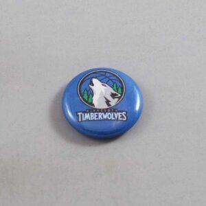 NBA Minnesota Timberwolves Button 04