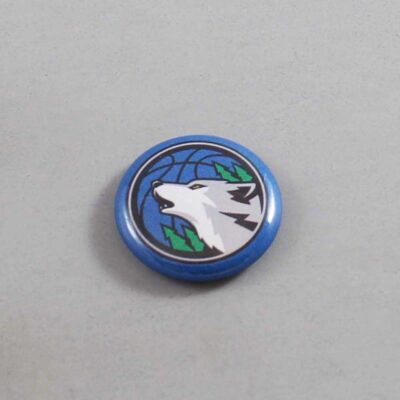 NBA Minnesota Timberwolves Button 05