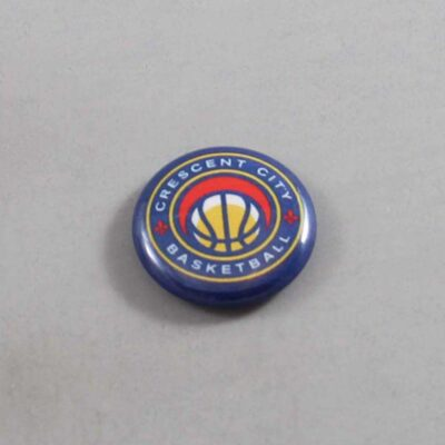 NBA New Orleans Pelicans Button 02