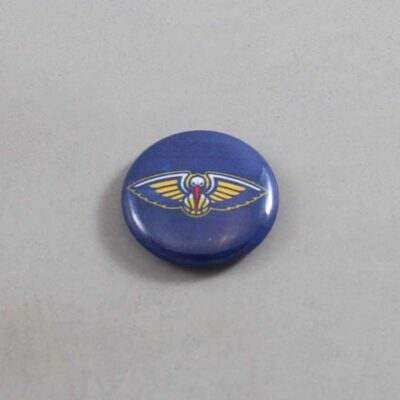 NBA New Orleans Pelicans Button 05
