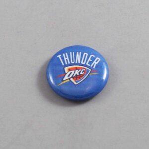 NBA Oklahoma City Thunder Button 01