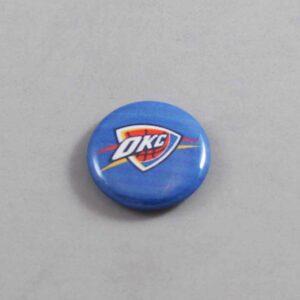 NBA Oklahoma City Thunder Button 02