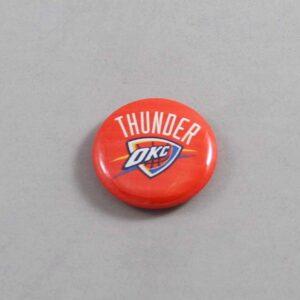 NBA Oklahoma City Thunder Button 03