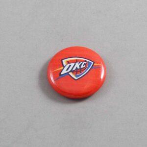 NBA Oklahoma City Thunder Button 04