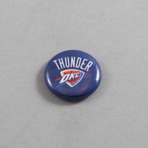 NBA Oklahoma City Thunder Button 05