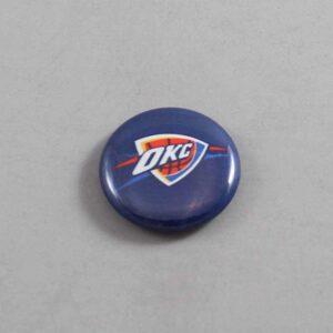 NBA Oklahoma City Thunder Button 06