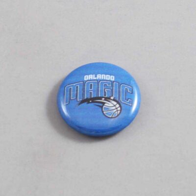 NBA Orlando Magic Button 02