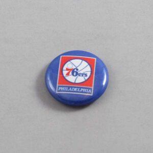 NBA Philadelphia 76ers Button 05