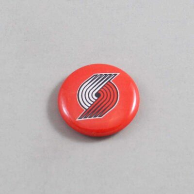 NBA Portland Trailblazers Button 01