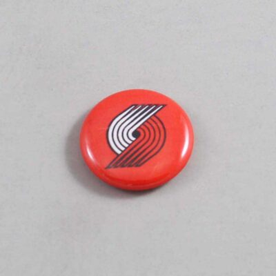NBA Portland Trailblazers Button 02