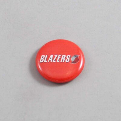NBA Portland Trailblazers Button 03