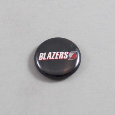 NBA Portland Trailblazers Button 06