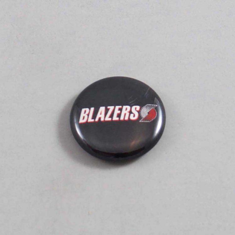 NBA Portland Trailblazers Button 06