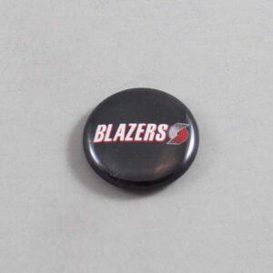 NBA Portland Trailblazers Button 07