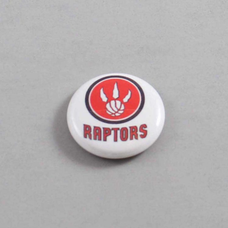 NBA Toronto Raptors Button 12