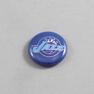 NBA Utah Jazz Button 01