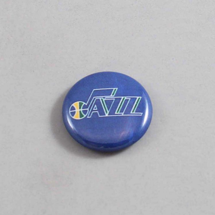 NBA Utah Jazz Button 05