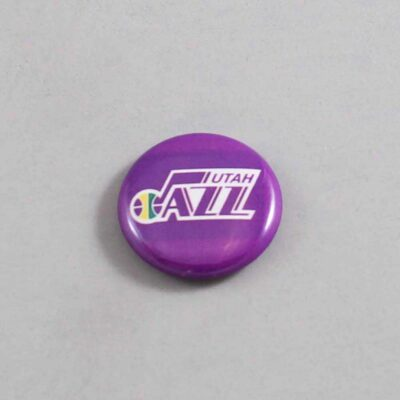 NBA Utah Jazz Button 06