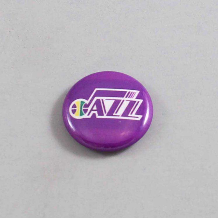 NBA Utah Jazz Button 07