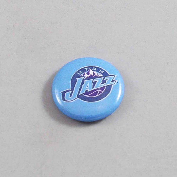NBA Utah Jazz Button 08