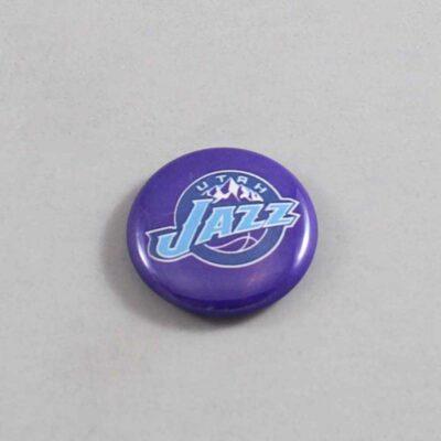 NBA Utah Jazz Button 09
