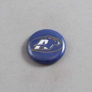 NCAA Akron Zips Button 03