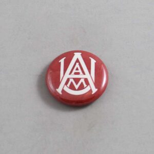 NCAA Alabama A&M Bulldogs Button 01