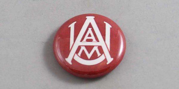 NCAA Alabama A&M Bulldogs Button 01