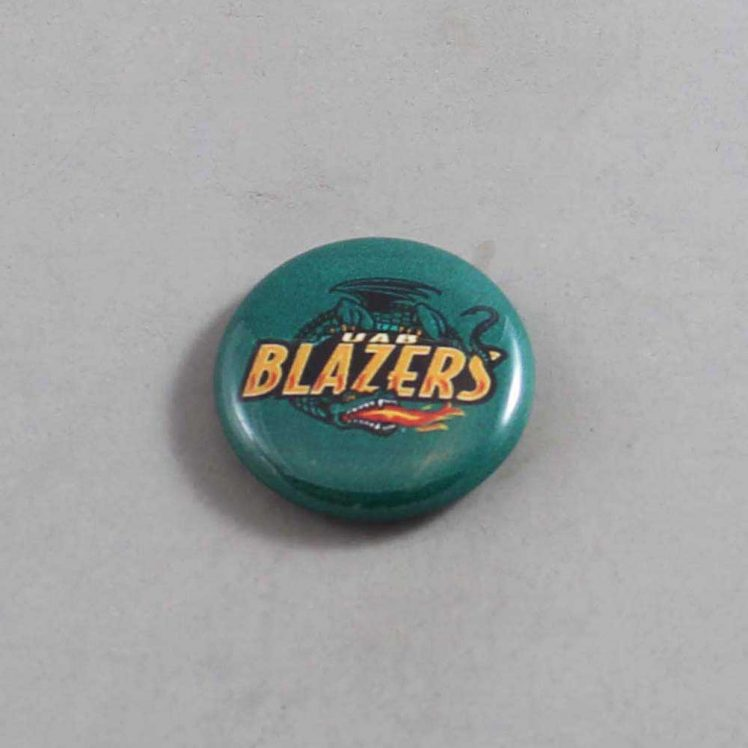 NCAA Alabama Birmingham Blazers Button 01