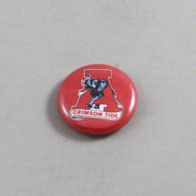 NCAA Alabama Crimson Tide Button 01